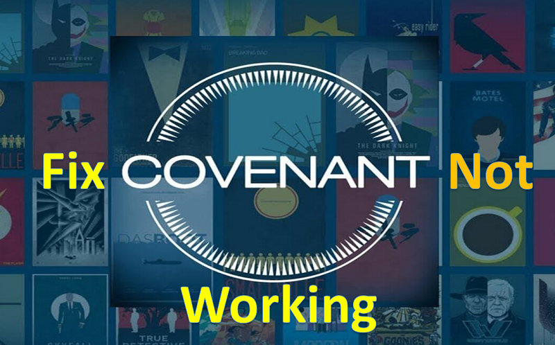Covenant not Working